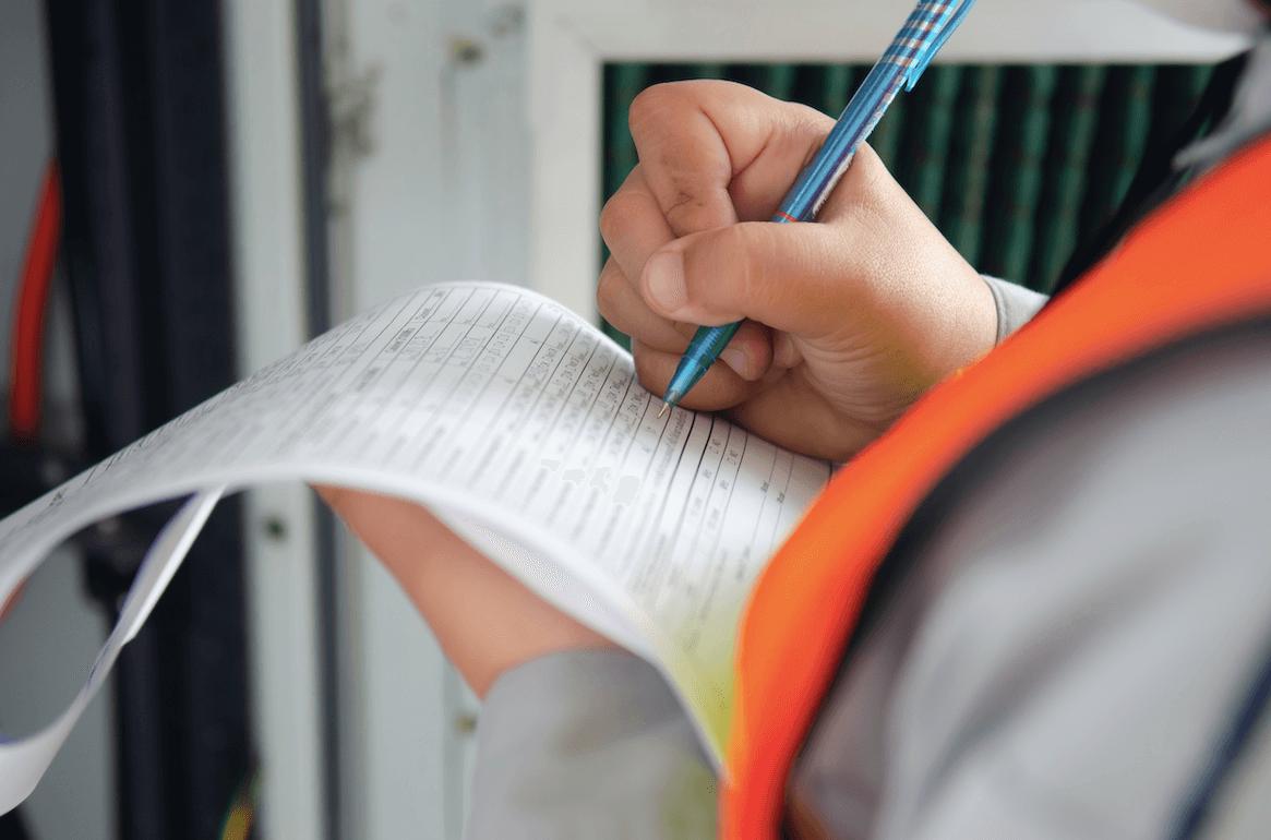 RICT, RFCT et RVRAT: les documents du contrôle technique Risk Control