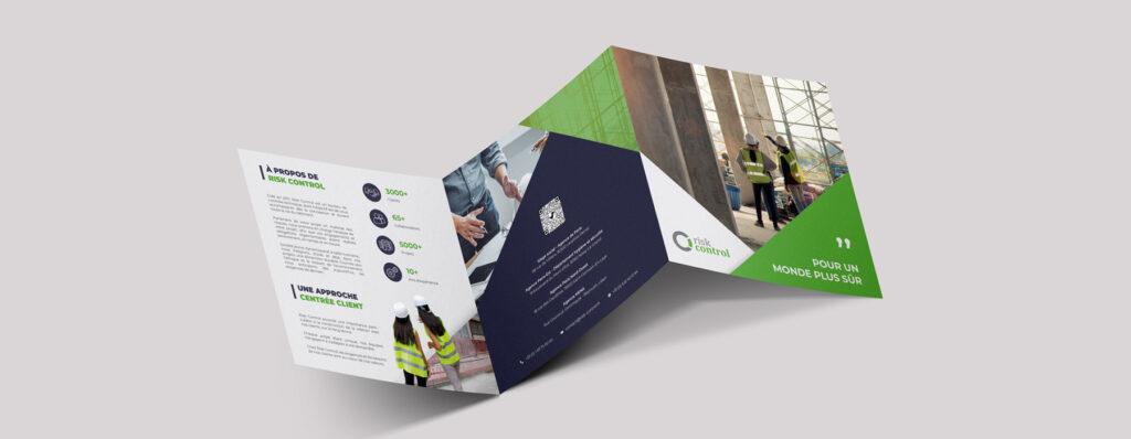 La nouvelle brochure Risk Control